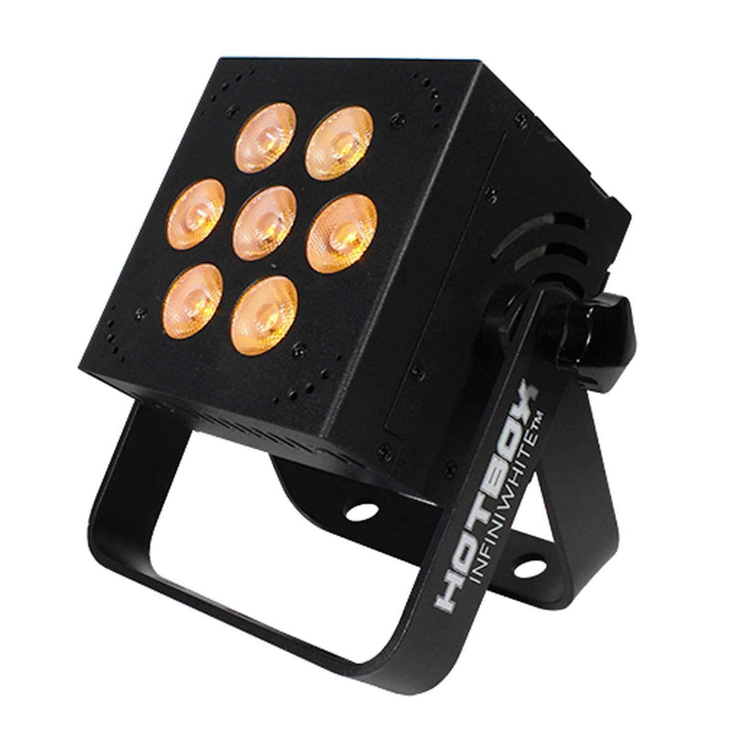 Blizzard HotBox Infiniwhite 7x 5W AWC LED Par Can - PSSL ProSound and Stage Lighting