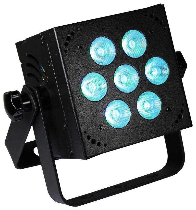Blizzard HotBox RGBW 7x 10W LED Par Wash Light - PSSL ProSound and Stage Lighting
