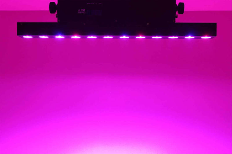 Blizzard HotStik 12x 15W RGBAW LED Wash Light Bar - PSSL ProSound and Stage Lighting