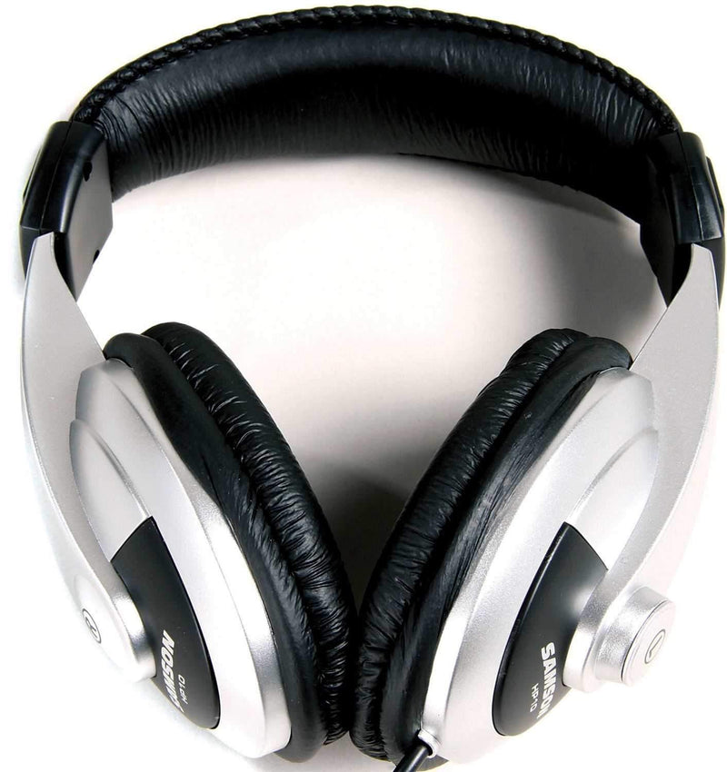 Samson HP10 Closed Back Stereo Headphones - PSSL ProSound and Stage Lighting