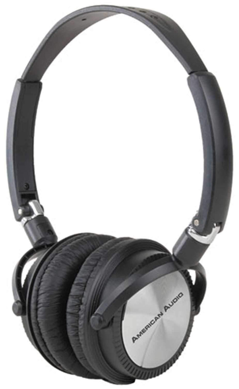 American Audio HP-200 Multi-Purpose Headphones - PSSL ProSound and Stage Lighting