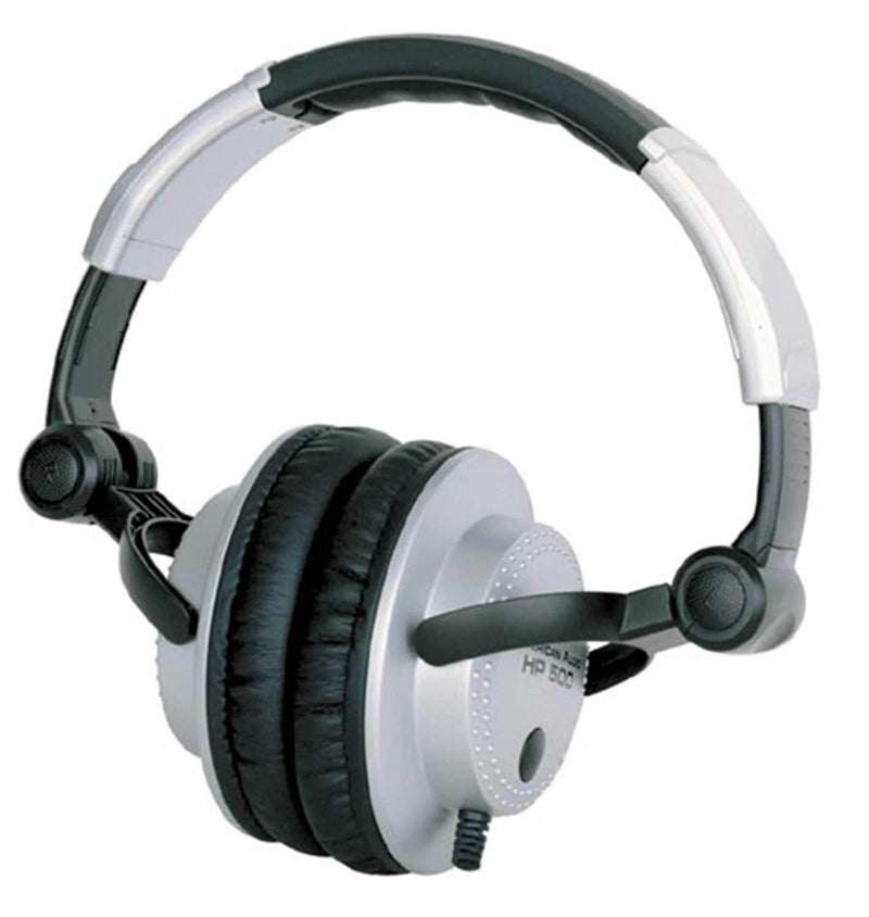 American Audio HP500 Pro Headphones - PSSL ProSound and Stage Lighting