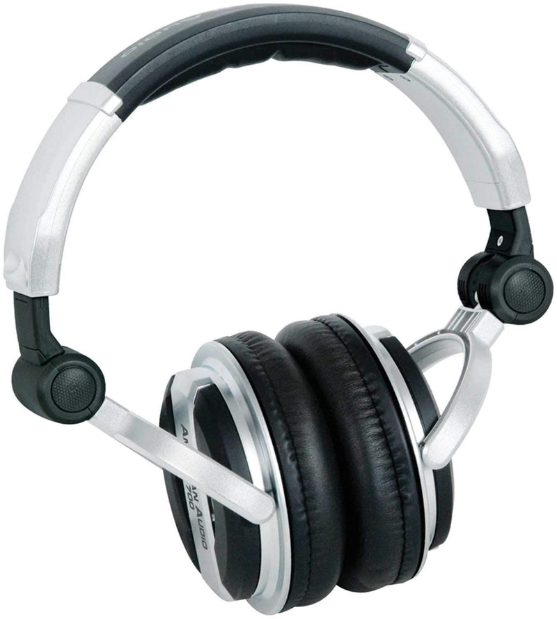 American Audio HP700 DJ Headphones - PSSL ProSound and Stage Lighting