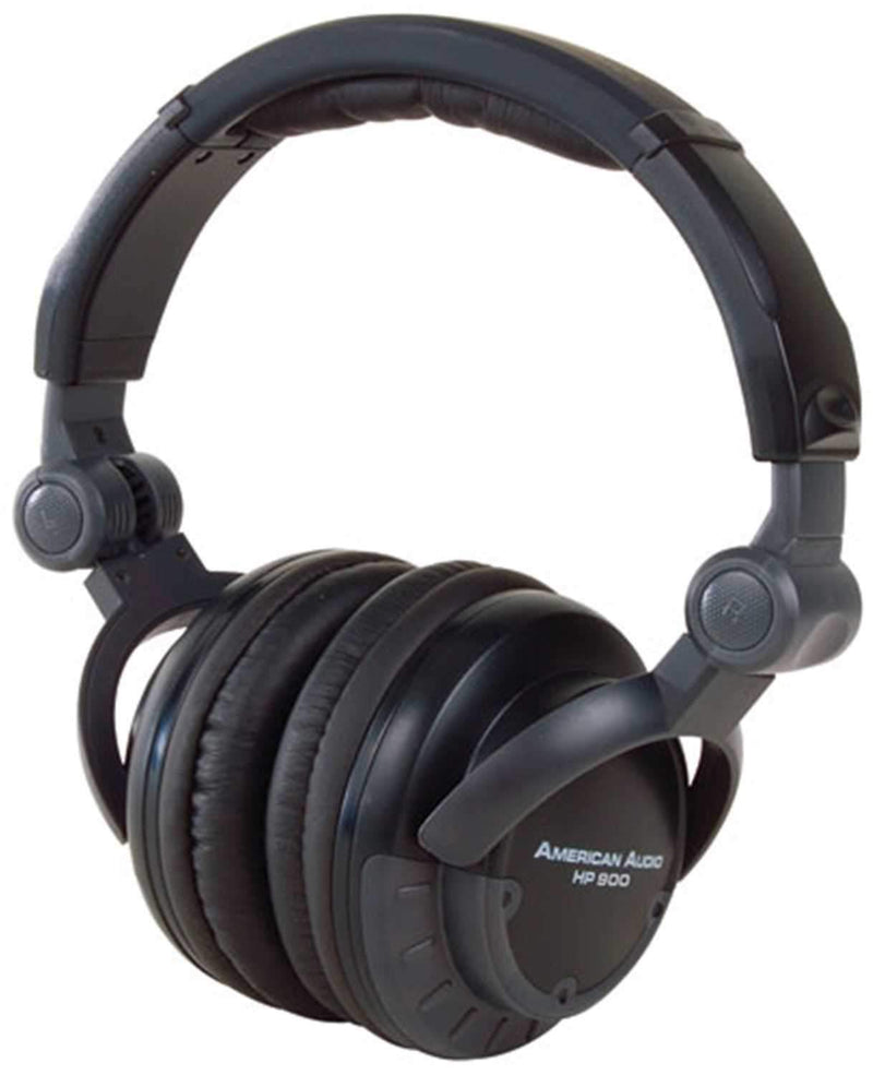 American Audio HP-900 Performance Headphones - PSSL ProSound and Stage Lighting