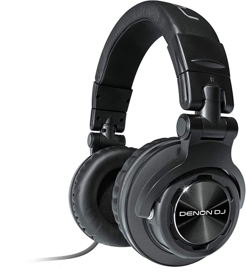 Denon HP1100 Professional DJ Headphones - PSSL ProSound and Stage Lighting