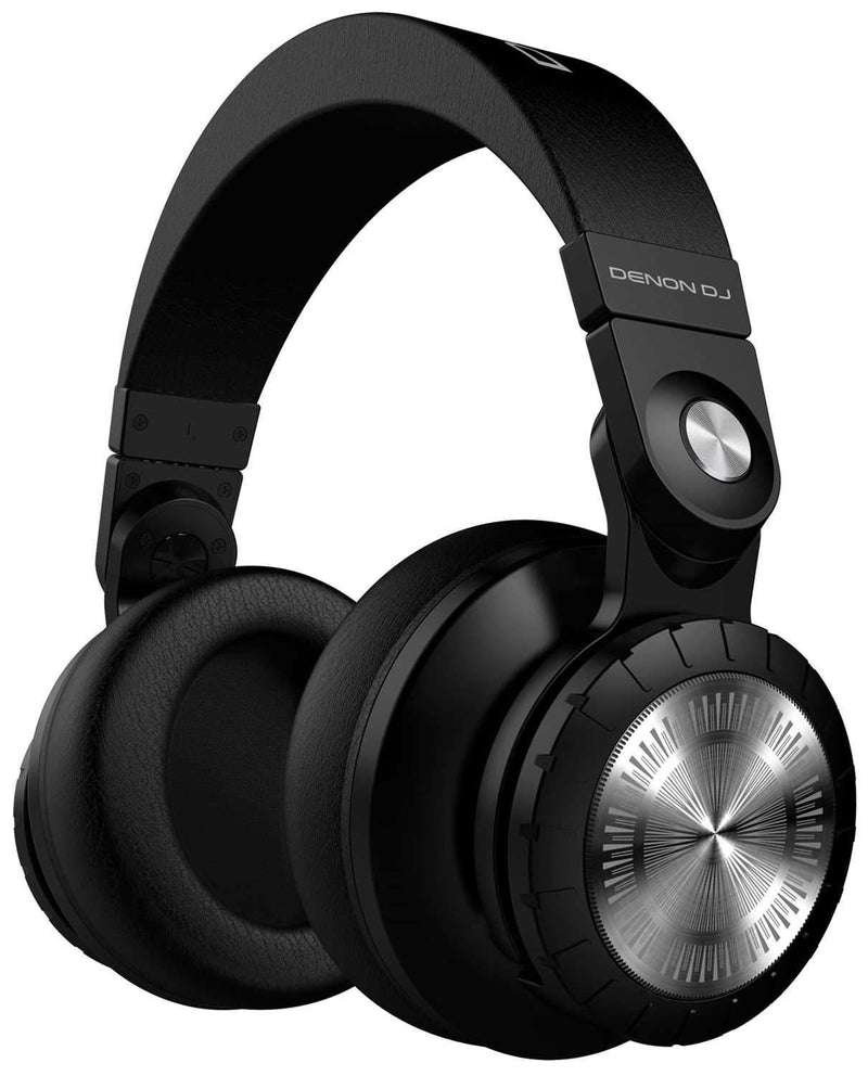 Denon DJ DN-HP2000 Swiveling DJ Headphones - PSSL ProSound and Stage Lighting