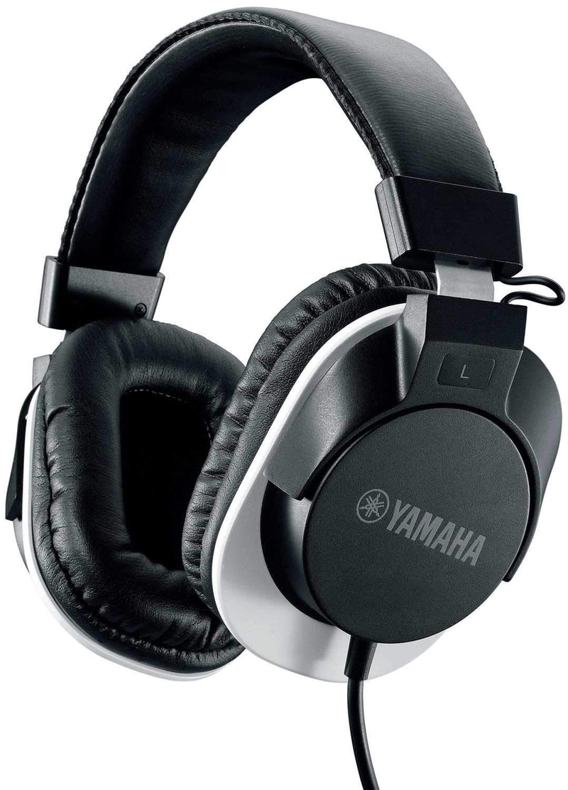Yamaha HPH-MT120BL High Fidelity Studio Headphones - PSSL ProSound and Stage Lighting