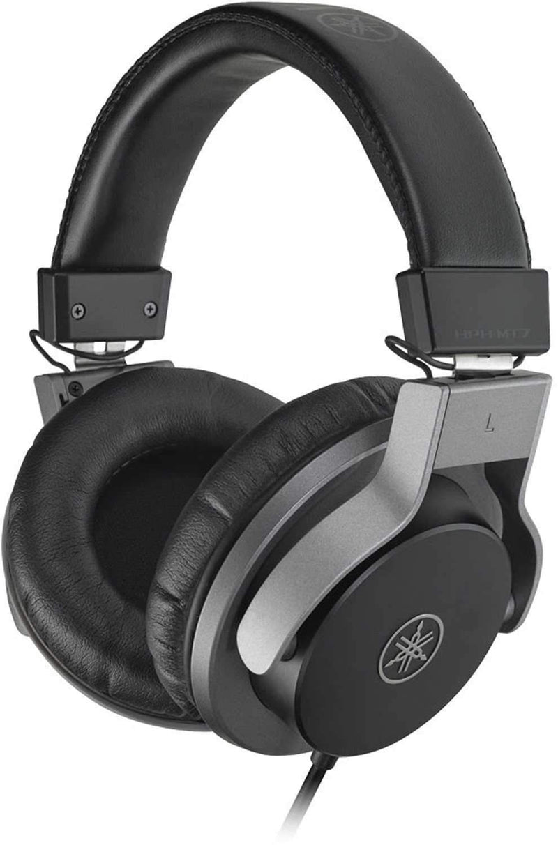 Yamaha HPH-MT7 Studio Monitoring Headphone (Black) - PSSL ProSound and Stage Lighting