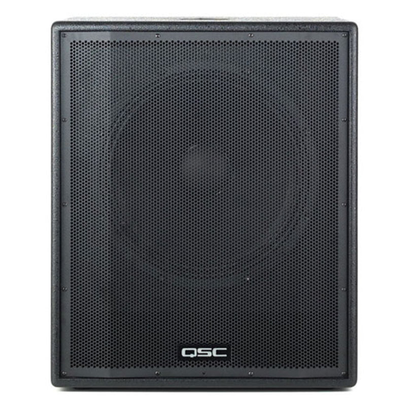 QSC HPR181i 18-Inch Powered Subwoofer - PSSL ProSound and Stage Lighting
