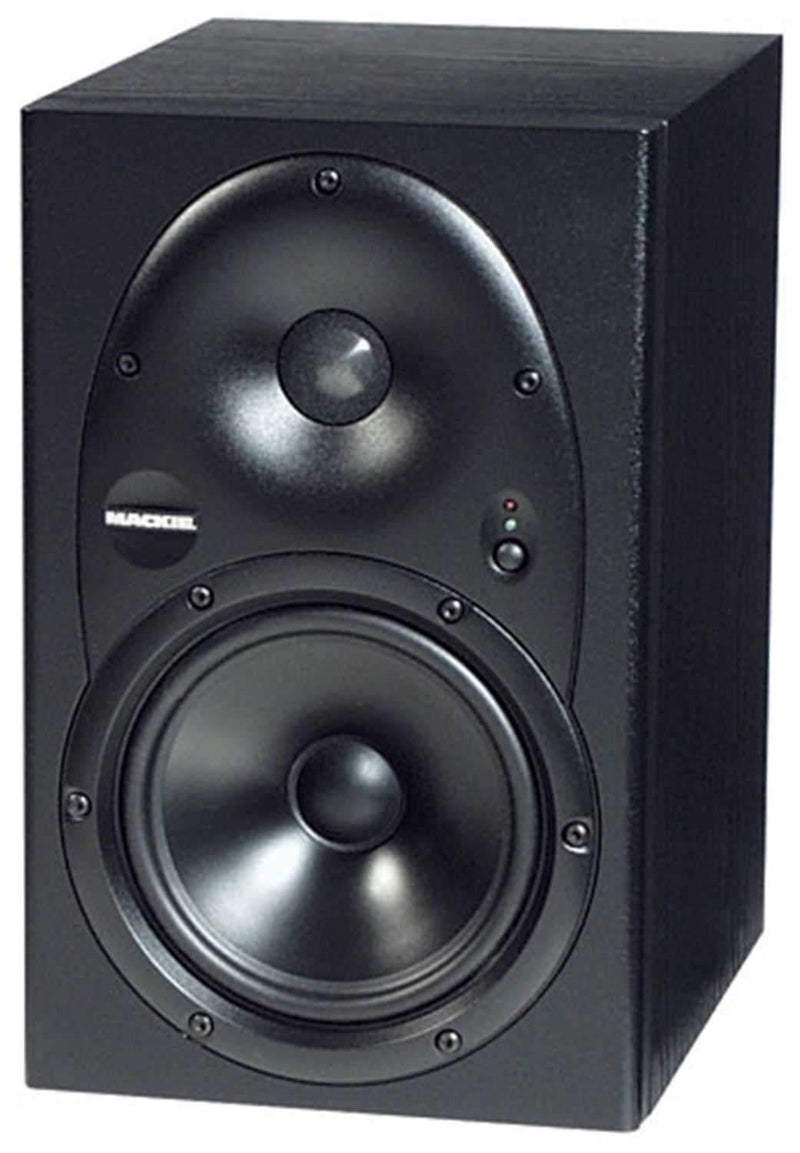 Mackie HR624 Powered Studio Monitor - Each - PSSL ProSound and Stage Lighting