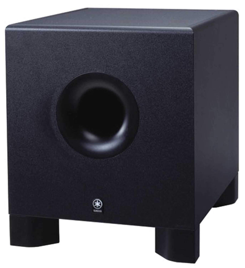 Yamaha HS10W Active 8 Studio Subwoofer - PSSL ProSound and Stage Lighting