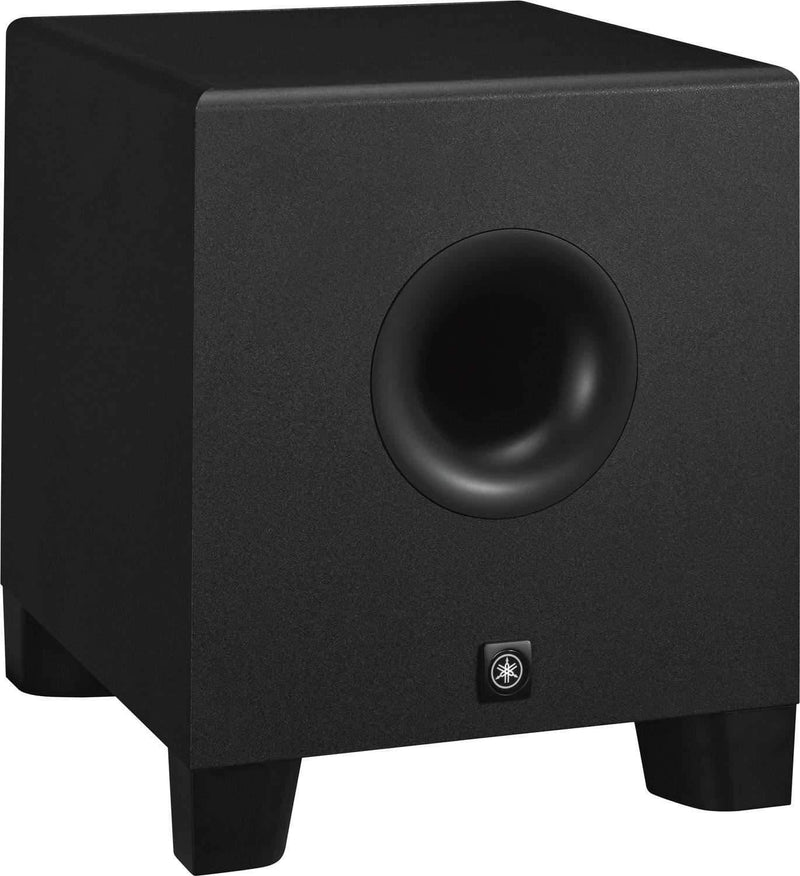 Yamaha HS8S 8-inch Powered Studio Subwoofer - PSSL ProSound and Stage Lighting