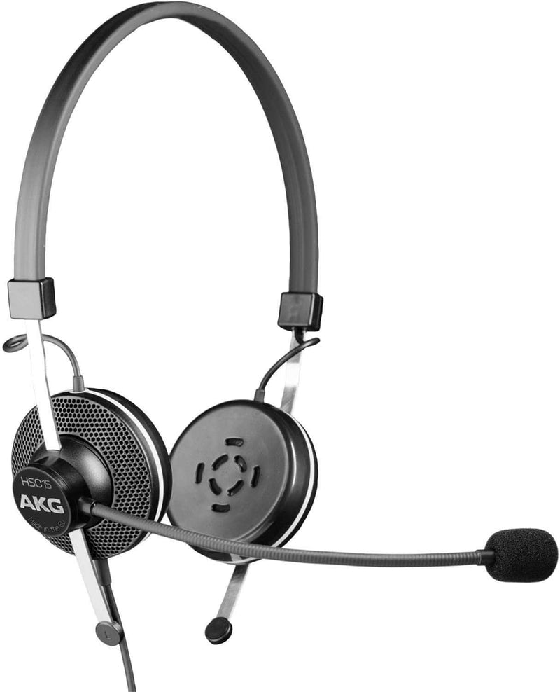 AKG HSC15 High-Performance Conference Headset - PSSL ProSound and Stage Lighting