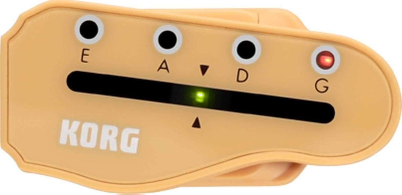 Korg HTB1 Clip-On Bass Tuner - PSSL ProSound and Stage Lighting