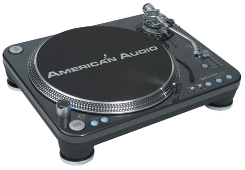 American Audio HTD4-5 Direct Drive Turntable - PSSL ProSound and Stage Lighting