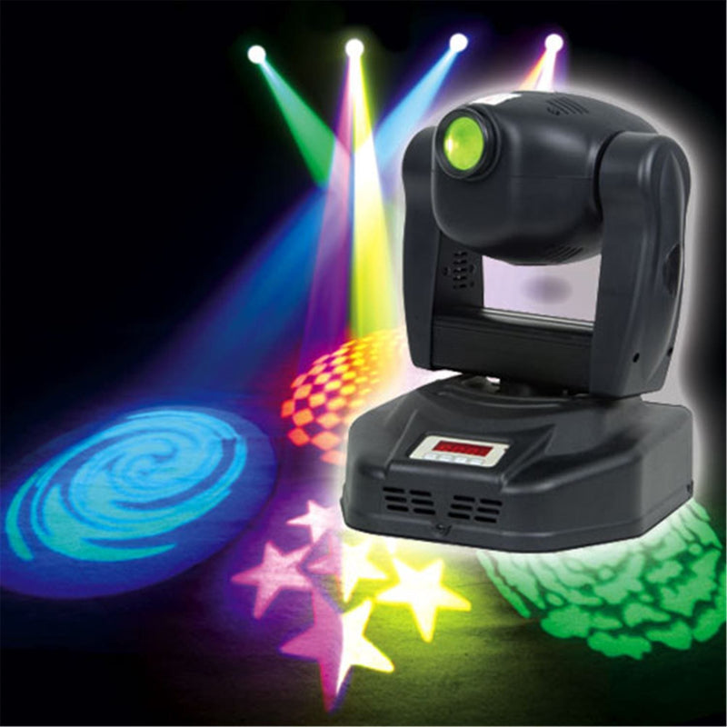 Eliminator Hulk 152 DMX Moving Head Light - PSSL ProSound and Stage Lighting