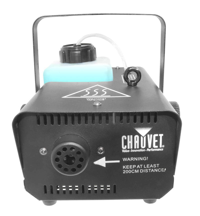 Chauvet Hurricane 1100 Fog Machine With Remote - PSSL ProSound and Stage Lighting