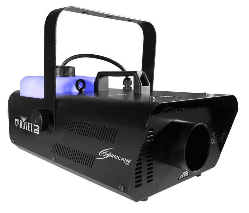 Chauvet Hurricane 1301 Water Fog Machine with Remote - PSSL ProSound and Stage Lighting
