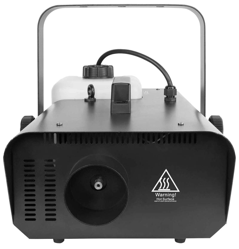 Chauvet Hurricane 1302 Compact Water-Based Fog Machine - PSSL ProSound and Stage Lighting