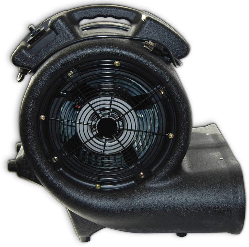 CITC Hurricane II Floor 19 in 3 Speed Fan - PSSL ProSound and Stage Lighting