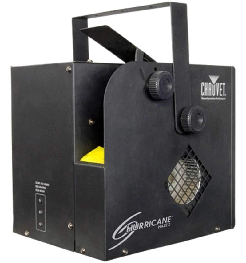 Chauvet HURRICANE-HAZE-2 Water Based DMX Hazer - PSSL ProSound and Stage Lighting