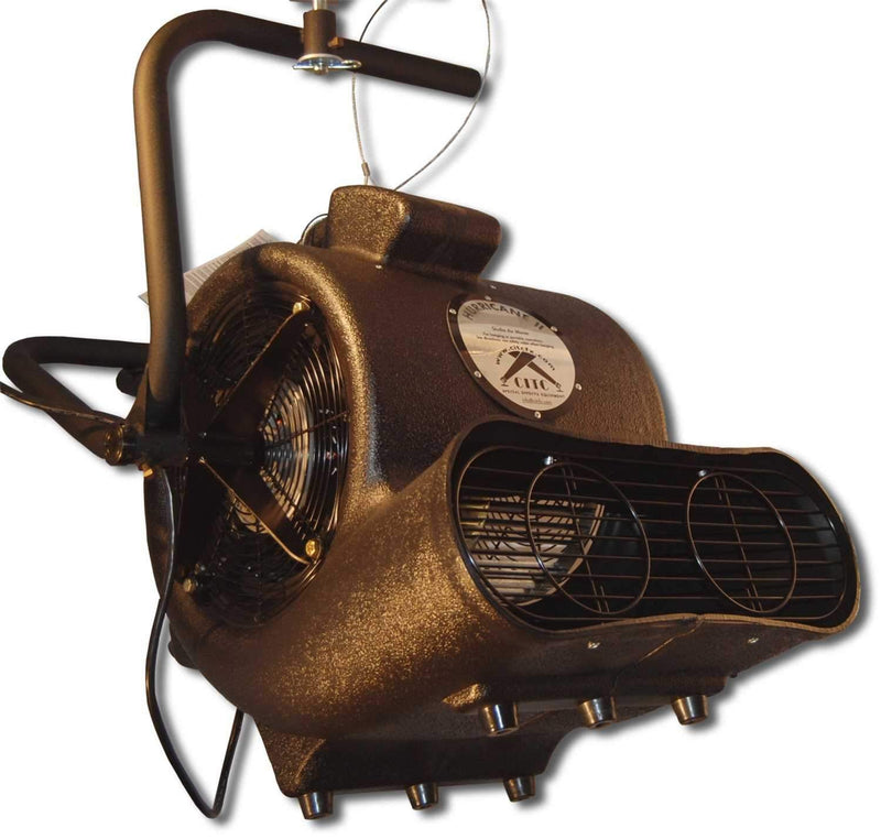 CITC Hurricane II Hanging 19 in 3 Speed Fan - PSSL ProSound and Stage Lighting