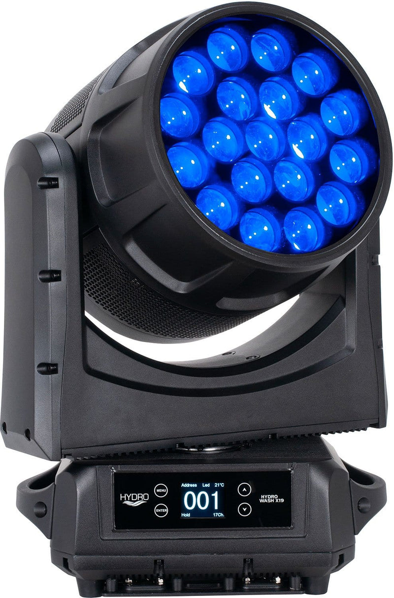 ADJ HYDRO WASH X19 760W IP Rated Moving Head - PSSL ProSound and Stage Lighting