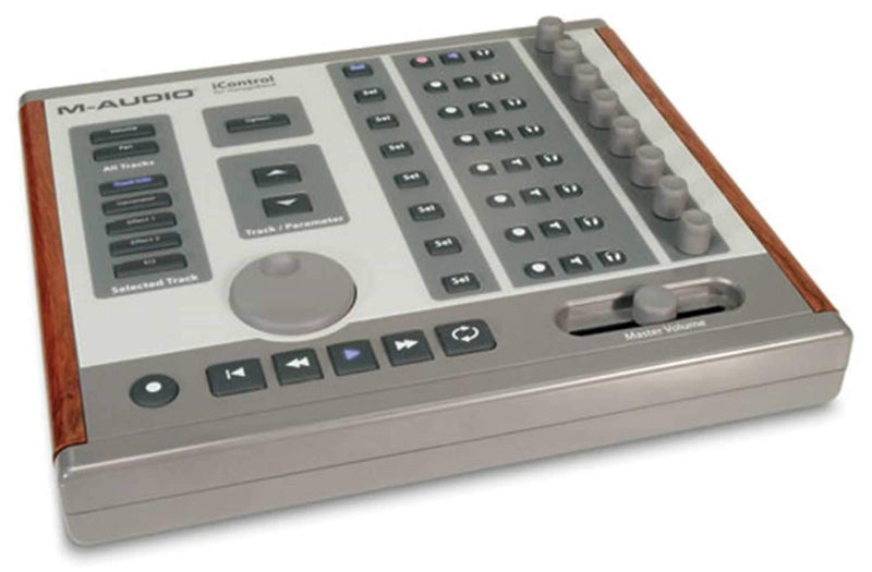 M-Audio I-CONTROL Total Control For Garage Band - PSSL ProSound and Stage Lighting