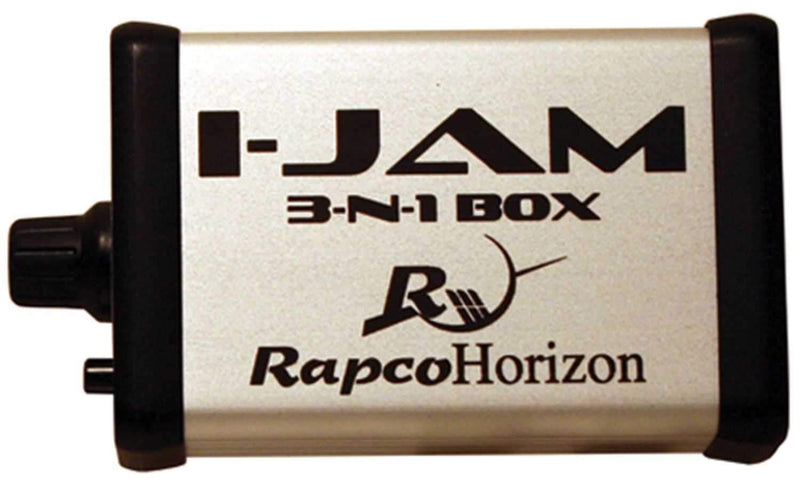 RapcoHorizon iJam Interface 3-n-1 Box for iPhone - PSSL ProSound and Stage Lighting