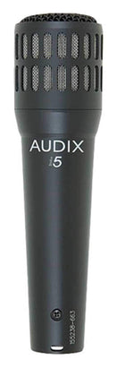 Audix I5 Dynamic Cardioid Instrument Microphone - PSSL ProSound and Stage Lighting