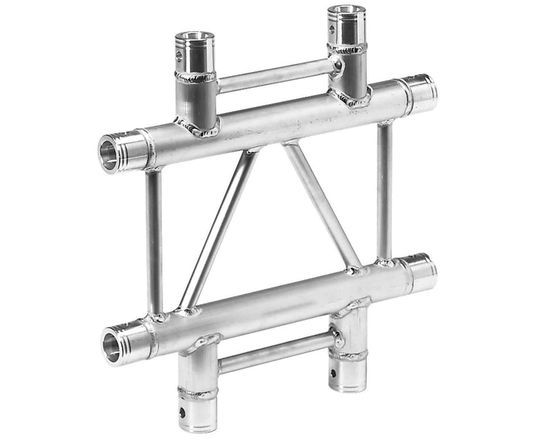 Global Truss IB-4072H 1.64 Ft (.5M) I-Beam 12-Inch F32 Cross Truss Junction - PSSL ProSound and Stage Lighting