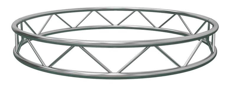 Global Truss IB-C5-V-45 16.4Ft (5.0M) I-Beam 12-Inch F32 8 Arc Truss Circle - PSSL ProSound and Stage Lighting