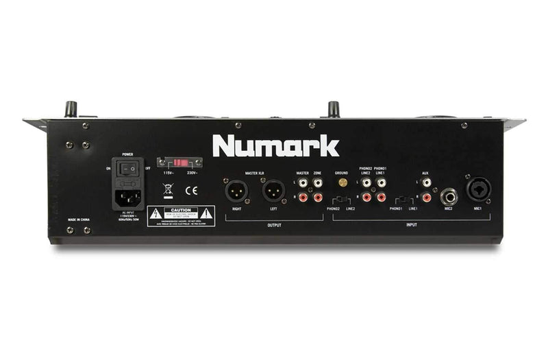 Numark ICDMIX 2 Dual CD Mixer System with iPod Dock - PSSL ProSound and Stage Lighting