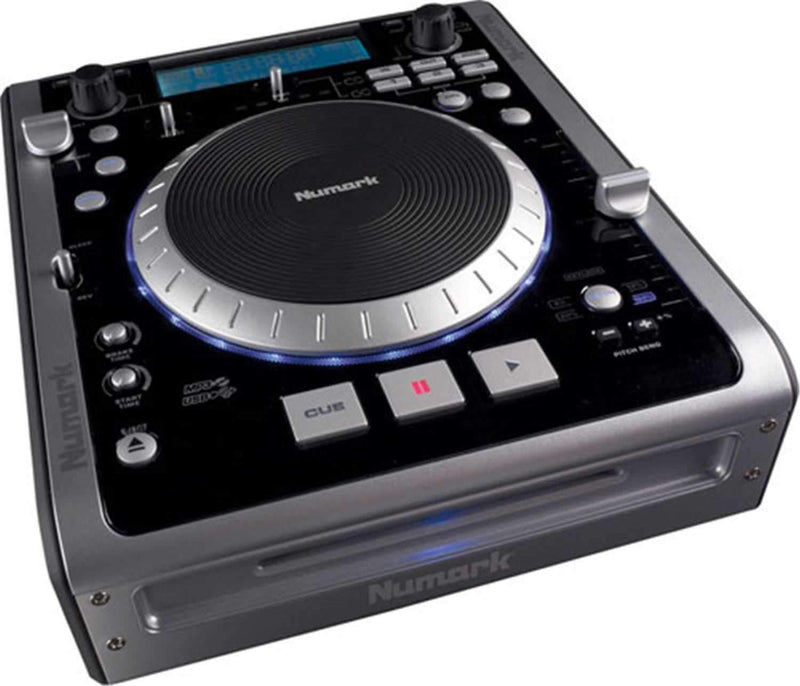 Numark ICDX CD / MP3 / DVD Table Top Player IPOD - PSSL ProSound and Stage Lighting