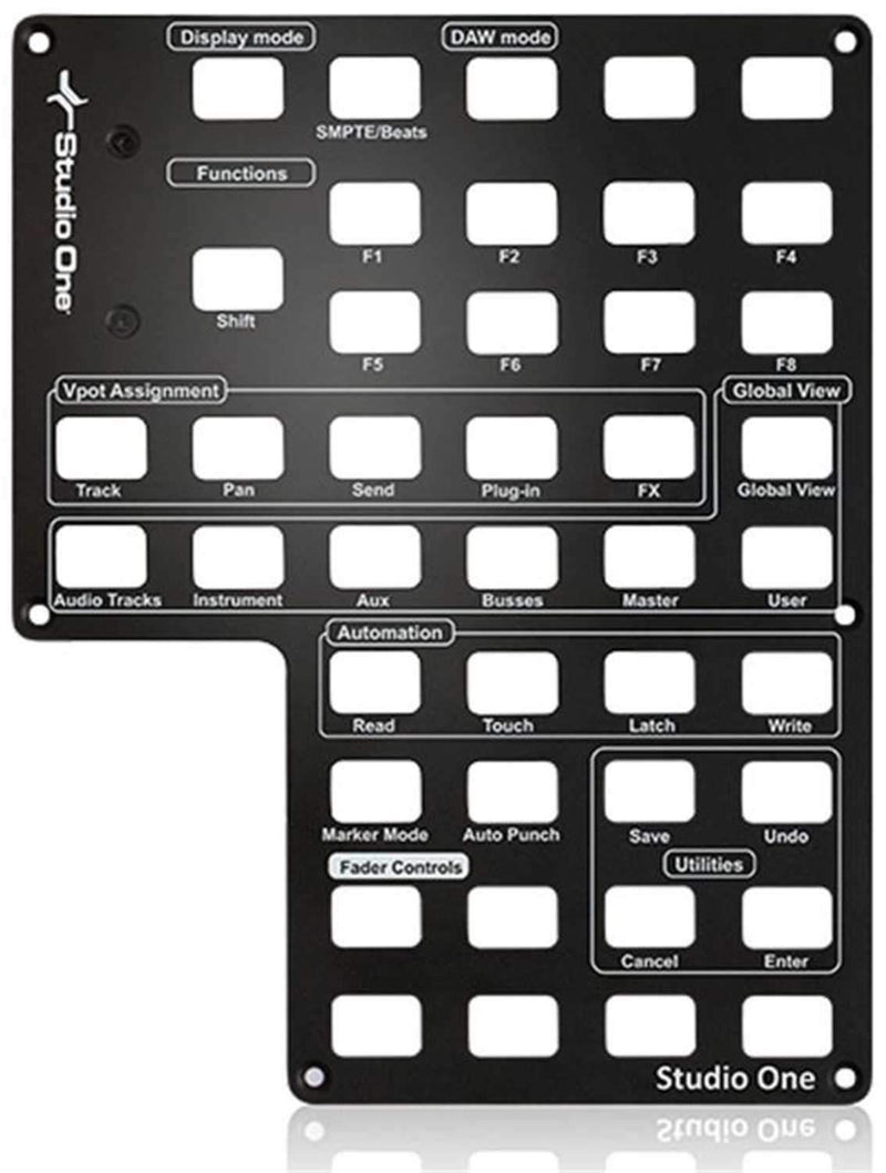 Icon ICOA-APPS1 Studio One Auto-Detect Panel for Qcon Pro X - PSSL ProSound and Stage Lighting