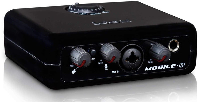 Icon MobileQ 2/2 Audio Interface with Cubase LE - PSSL ProSound and Stage Lighting