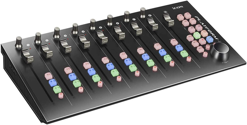 Icon Platform D-Optional Display for Platform M - PSSL ProSound and Stage Lighting