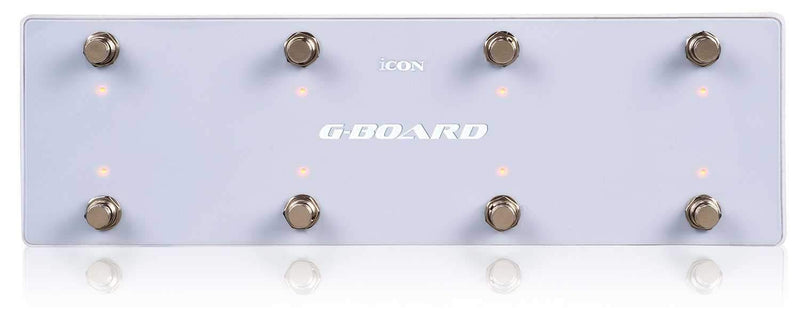 Icon G-Board MIDI Foot Pedal Controller - PSSL ProSound and Stage Lighting