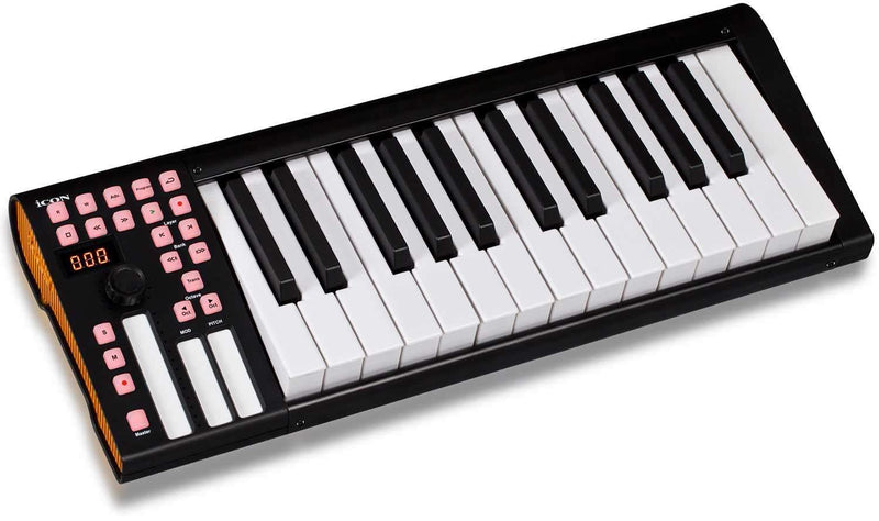 Icon iKeyboard 3 25-Key Keyboard Controller - PSSL ProSound and Stage Lighting