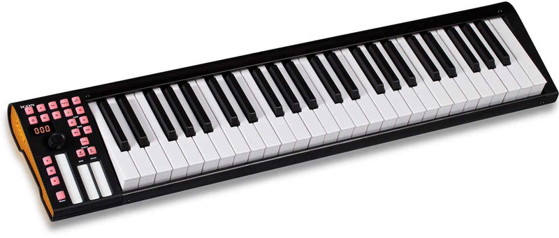 Icon iKeyboard 5 49-Key Keyboard Controller - PSSL ProSound and Stage Lighting