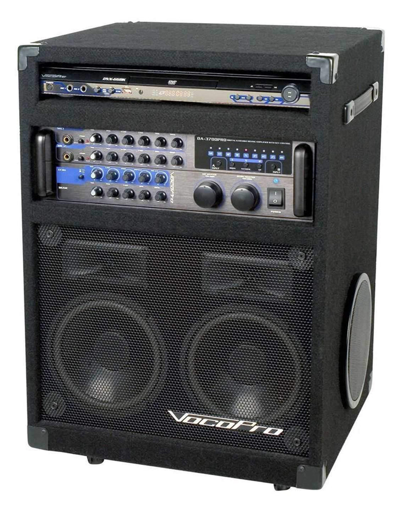 VocoPro IDOL-II Portable Speaker System - 200W - PSSL ProSound and Stage Lighting