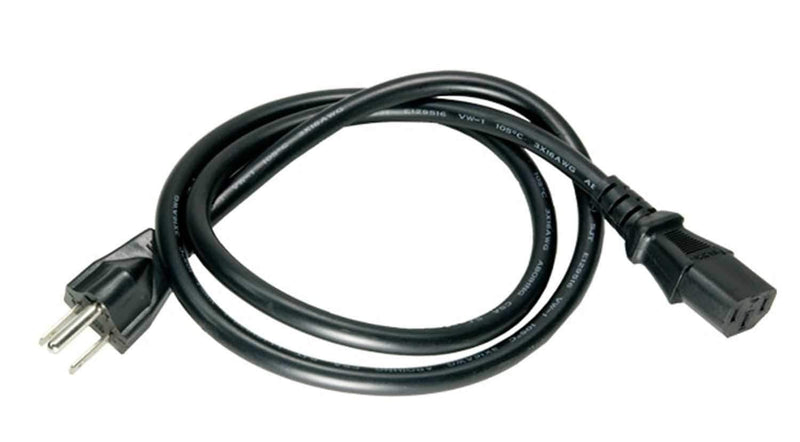 Chauvet IEC8 8' IEC Power Cable - PSSL ProSound and Stage Lighting