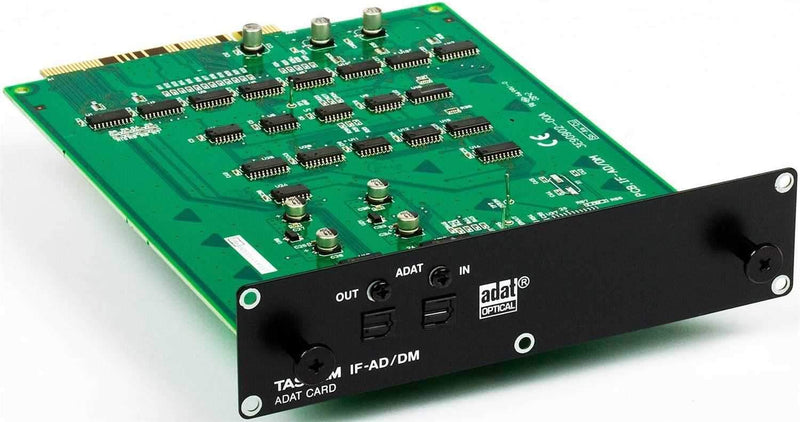 Tascam IFADDM ADAT Card For DM Mixers - PSSL ProSound and Stage Lighting