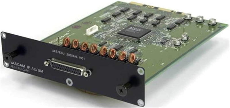 Tascam IFAEDM AES/EBU Card For DM Mixers - PSSL ProSound and Stage Lighting