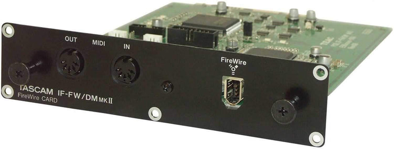 Tascam IFFWDMMKII Firewire Card For DM Series - PSSL ProSound and Stage Lighting