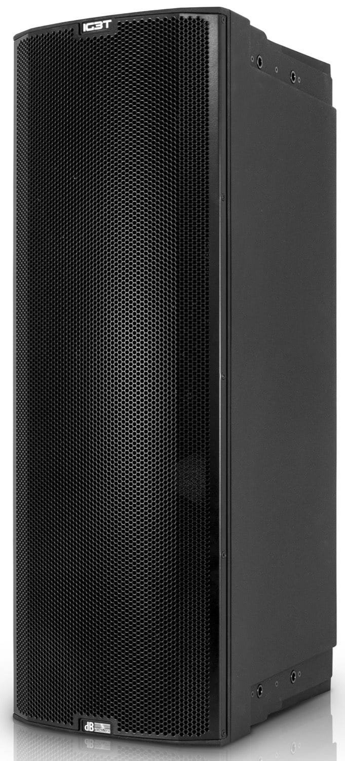 dB Technologies Ingenia IG3T 2-Way Powered Speaker with 2x10-Inch Woofers - PSSL ProSound and Stage Lighting