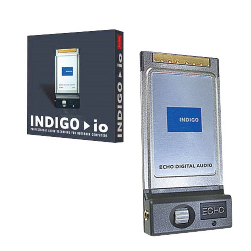 Echo INDIGO Io Laptop Computer Interface 2In/2Out - PSSL ProSound and Stage Lighting