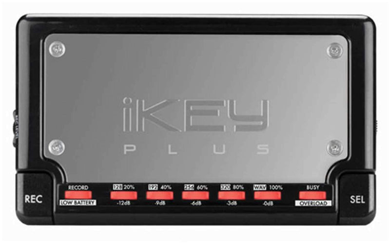Ikey IKEY-PLUS Portable Recording Interface - PSSL ProSound and Stage Lighting