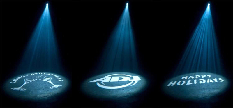 American DJ iKon LED 60 Watt Gobo Projector - PSSL ProSound and Stage Lighting