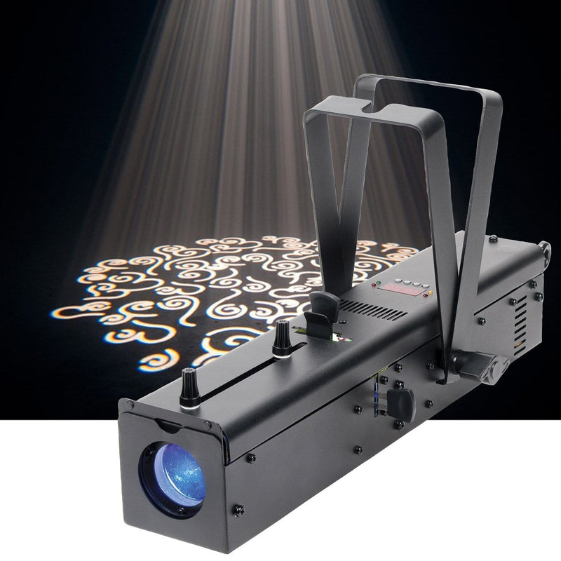 ADJ American DJ Ikon Profile WW Warm White LED GOBO Projector - PSSL ProSound and Stage Lighting